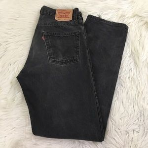 Levis 550 Mens 31x34 (33x33) Relaxed Fit Jeans